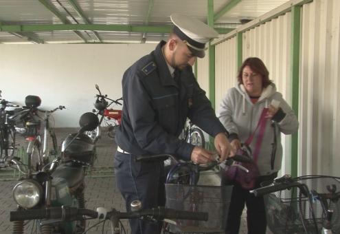 Megvilágosodás hete: átvizsgálták a kerékpárokat