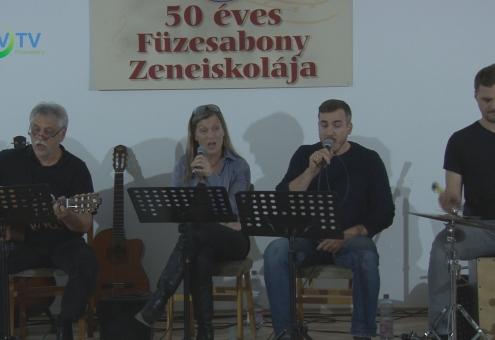 A Take Cover fellépésével folytatódott a jubileumi koncertsorozat