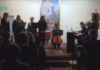 Adventi koncert a kápolnában