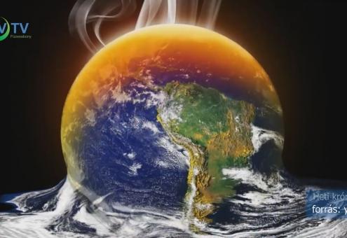 A klímaváltozás történeti vonatkozásai