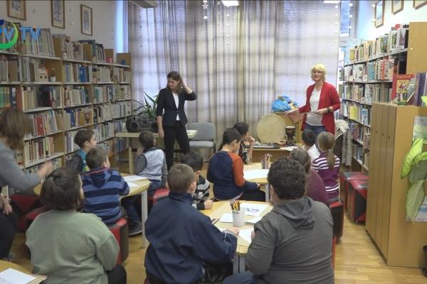 Magyar Kultúra Napja a könyvtárban