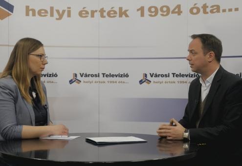 Évindító beszélgetés Nyitrai Zsolttal
