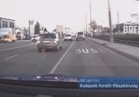 Célkeresztben a szabálytalankodó autósok