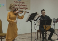 Latin-amerikai népek zenéje a jubileumi koncerten
