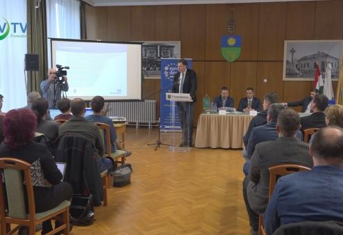 EU fórum a Városházán
