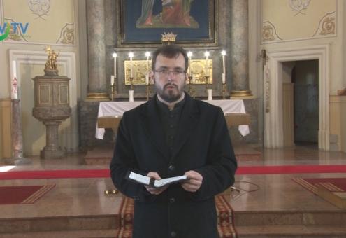 Papler Pál plébános a húsvét üzenetéről
