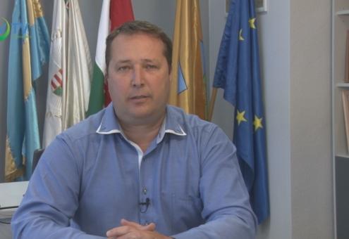 Nagy Csaba polgármester tájékoztatója