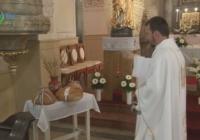 Augusztus 20. Ünnepi megemlékezés a katolikus templomban