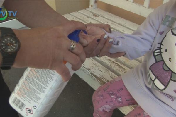 Járványügyi intézkedések a Pöttömkében