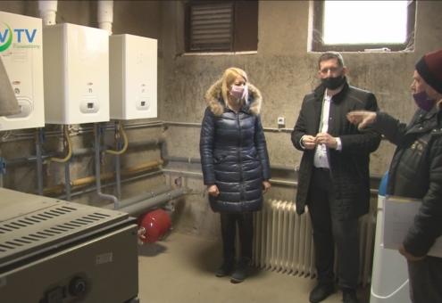 Fűtéskorszerűsítés a Hétszínvirág Óvodában