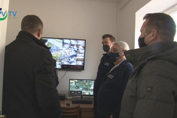 Új köztéri kamerák a városban