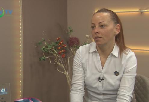 Füzesabonyból jöttem - Szívós Orsolya személyi edző