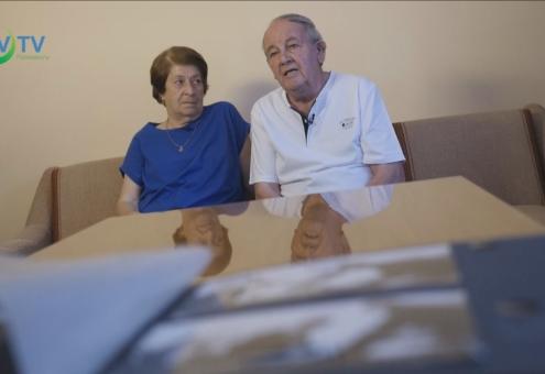 50 éve diplomáztak, 50 éve házasok