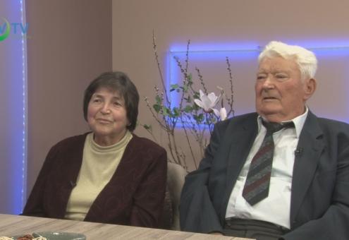 60 éve kezdte meg tanári pályáját a Gál házaspár
