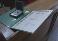 Szent Gellért-díjat kapott Kóródi Benedek