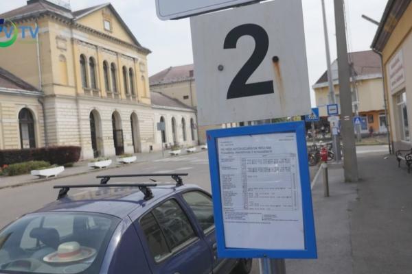 Zöld Város A vasútállomás elé költözött a buszpályaudvar