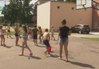 19 gyermeket táboroztatott a szociális központ