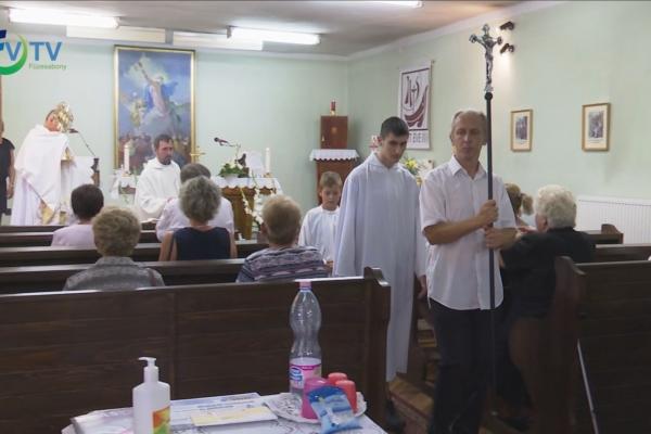 Templombúcsú a telepi kápolnában
