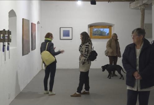 Kiállítás nyílt a Szabadkéz Galériában
