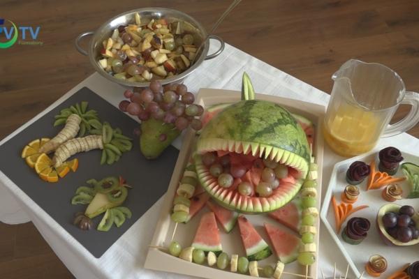 Vitaminnap a Pöttömkében